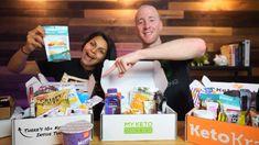 EVERY Keto Subscription Box in 2021 Reviewed - KetoConnect Keto Food List, Food Lists, Savory Snacks, Keto Snacks, Keto Box, Smart Box, Pork Rinds, Low Sugar, Low Carb Keto