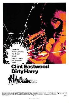 """Dirty Harry is a 1971 American crime thriller produced and directed by Don Siegel, the first in the Dirty Harry series. Clint Eastwood plays the title role, in his first outing as San Francisco Police Department Inspector """"Dirty"""" Harry Callahan.  Dirty Harry was a critical and commercial success and set the style for a whole genre of police films."""