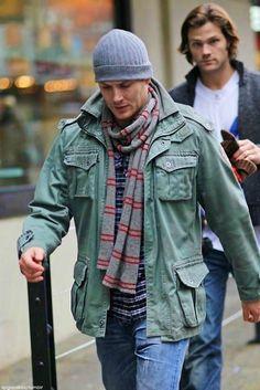 Jensen Ackles & Jared Padalecki ~ Dean & Sam Winchester, Supernatural