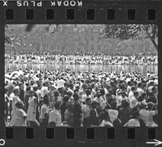 "March on Washington, 1963 - ""We had no idea there would be so many people—as far as you could see there were heads,"" recalls activist Juanita Abernathy. ""Which said to us in the movement: 'Your work has not been in vain. We are with you. We are part of you.'"""