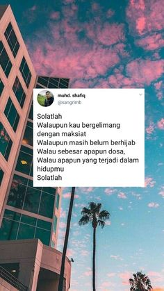 Tetap sholatlah :) Islamic Quotes Wallpaper, Islamic Love Quotes, Islamic Inspirational Quotes, Muslim Quotes, Motivational Quotes, Wall Quotes, Funny Quotes, Life Quotes, Reminder Quotes