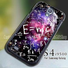Physic Formula Galaxy Nebula Design for Samsung 9500 Case Physics Formulas, Samsung Galaxy S4, Diy And Crafts, Phone, Design, Telephone, Design Comics, Mobile Phones