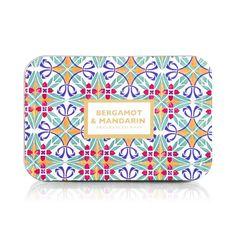 Bergamot & Mandarin Soap