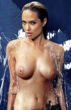 Fake Nude Pics Of Angelina Jolie 12