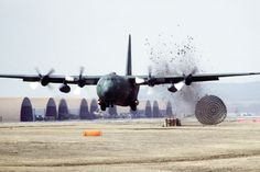 c 130 hercules Altitude Parachute Extraction System - Google Search