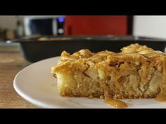 pie Do you like apples? Best Apple Pie, Greek Sweets, Apple Cake, New Recipes, The Best, Food Processor Recipes, Sweet Treats, Food And Drink, Snacks