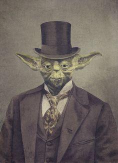 Sir Yoda - Terry Fan