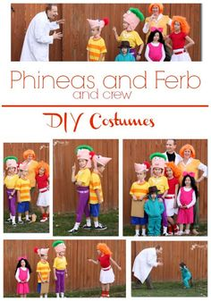 15+ Easy DIY Halloween Costumes