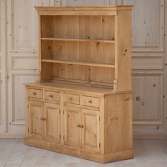 Custom Made Welsh Dresser Bradshaw Kirchofer Handmade Furniture Comes In Stained And