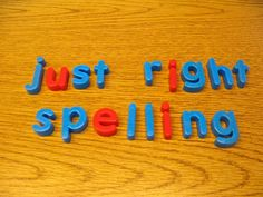 To Spell or Not to Spel? Creating a Just-Right Spelling Program | Scholastic.com