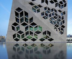 Bicentennial Civic Center Argentina by GGMPU Architects