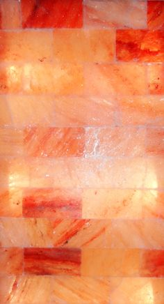 Himalayan Salt Wall Builder Architectural Bricks Design Blocks Slabs Tiles