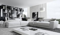 Jesse Chicago - products - day collection - sofas - pasha