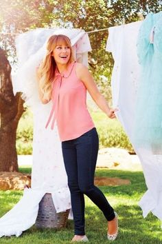 Lauren Conrad Shows Us How To Rock Denim During the Summer