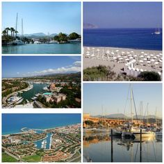 Portorosa in the province of Messina, just in front of Aeolian Islands
