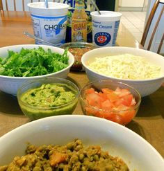 Can Be Endurance Athletes, Too! Also, Vegetarians Can Be Endurance Athletes - for HennessyVegetarian Lentil Tacos. Also, Vegetarians Can Be Endurance Athletes - for Hennessy Lentil Tacos, Veggie Tacos, Vegetarian Tacos, Vegetarian Entrees, Lentil Soup, Veggie Recipes, Whole Food Recipes, Healthy Recipes, Veggie Meals
