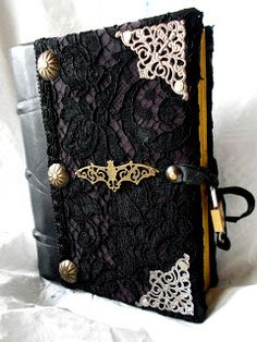 Wiccan Spell Book, Wiccan Spells, Witchcraft, Aluminum Foil Art, Cute Journals, Witch Aesthetic, Leather Books, Cute Anime Character, Handmade Books
