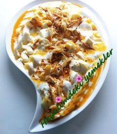 Potato salad recipe with butter Soganli, yogurt salad recipes - Healthy Drinks Appetizer Salads, Appetizer Recipes, Turkish Salad, Butter Recipe, Turkish Recipes, Healthy Salad Recipes, Healthy Drinks, C'est Bon, Food And Drink