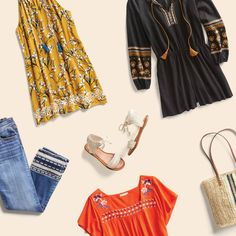 Ready to take on boho style? Read on for 10 essential boho pieces that every festival-inspired closet needs to have.