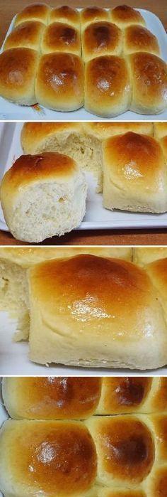 "BOLLITOS DE LECHE EXPRÉS Rápidos y esponjosos "" By Willyviajera Puri. #bollitos #leche #pan #panecillos #postre #receta #recipe #casero #torta #tartas #pastel #nestlecocina #bizcocho #bizcochuelo #tasty #cocina #cheesecake #helados #gelatina #gelato #budin #pudin #flanes #masa #panfrances #panes #panettone #pantone #panetone #navidad #chocolate Si te gusta dinos HOLA y dale a Me Gusta MIREN... Bread Recipes, Baking Recipes, Vegan Recipes, Mexican Bread, Salty Foods, Pan Dulce, Bread Cake, Sweet And Salty, Cooking Time"