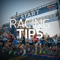Tips for Racing