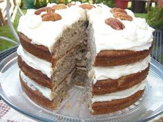 """Mommy's Kitchen - Country Cooking & Family Friendly Recipes: Hummingbird Cake """" My Girl Paula """""""
