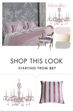 """""""bedroom ideas"""" by home-23b on Polyvore featuring interior, interiors, interior design, Casa, home decor, interior decorating, Crystorama e bedroom"""