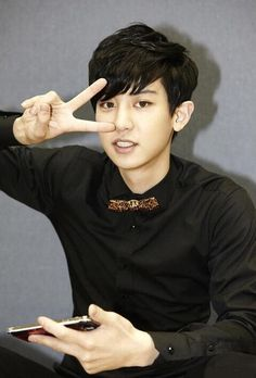 #Chanyeol <3 #exo