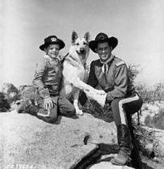 Le premier Rintintin fut un berger allemand découvert et adopté en France par un caporal de l'armée américaine durant la Première Guerre mondiale. S'avérant un animal exceptionnellement habile, le chien se produisit dans divers spectacles, puis dans une série de trente westerns produits par la Warner Bros, dont le premier sortit sur les écrans en 1923. Rintintin y interprétait le rôle d'un chien de l'armée américaine, prodigieusement intelligent et assurant souvent le succès des missions. Le…