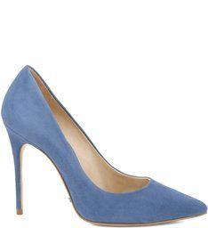 Scarpin Stiletto Snorkel Blue
