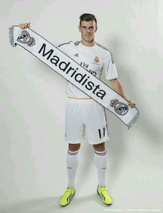 Gareth Bale - Real Madrid http://1502983.talkfusion.com/product/connect/