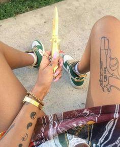 gun tattoo bang bang tumblr