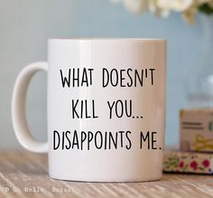 Funny Coffee Mug - Resting Bitch Face Mug - Ceramic Mug - Funny Coffee Cup - Coffee Mugs - RBF mug- Dee Delaney Funny Coffee Cups, Funny Mugs, Coffee Mugs, Funny Gifts For Friends, Gifts For Coworkers, Coffee Humor, Coffee Cafe, Coffee Quotes, Jacques A Dit