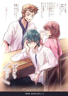 Sakuno is wearing a diamond ring! They are engaged! Prince Of Tennis Anime, Anime Prince, Anime Dubbed, Tennis Pictures, Gamers Anime, Manga Cute, Anime Love Couple, Kawaii Art, Manga Games