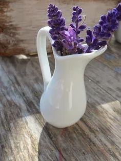 Tazas de flores