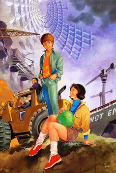manga mobile suit gundam the origin Amuro Ray frau bow yas yasuhiko yoshikazu