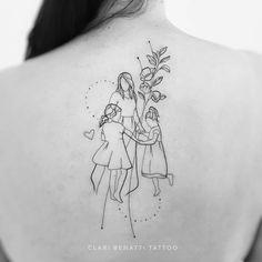 A Raquel me procurou porque queria para sua primeira tattoo uma homenagem para s… – Fashion Trends 2020 Modadiaria 每日时尚趋势 2020 时尚 Mom Daughter Tattoos, Mommy Tattoos, Mother Tattoos, Family Tattoos, Tattoos For Daughters, Future Tattoos, Spartan Tattoo, Nuno Felt Scarf, Fine Line Tattoos