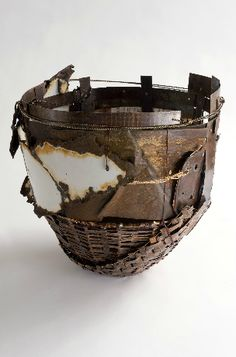 John Garrett | From what he calls his basket collection