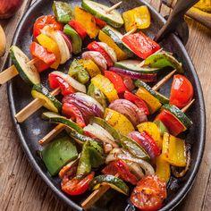 Easy Healthy Recipes, Easy Meals, Healthy Snaks, Vegan Picnic, Cooking Light, Best Diets, Paleo Diet, Vegetable Recipes, Veggies