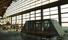nomadic off the grid removable structures by filippo taidelli architetto
