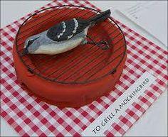 To Grill A Mockingbird edible book
