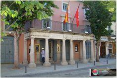Teatro Real Coliseo de Carlos III de San Lorenzo del Escorial. http://ju5modelismo.blogspot.com.es/
