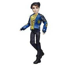 Disney Descendants Ben Isle of the Lost - Most Wanted Christmas Toys Disney Descendants Dolls, Disney Descendants 2, Disney Dolls, Barbie Dolls, Disney Art, Isle Of The Lost, Belle And Beast, Daughters Day, Iconic Characters