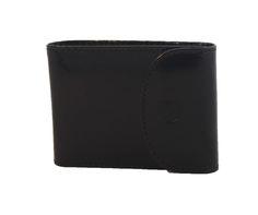 Δερμάτινη καρτοθήκη κατασκευασμένη από εξαιρετικής ποιότητος δέρμα σε μαύρο χρώμαΟκτώ θήκες πιστωτικών καρτώνΜ 10 Χ Υ 7 cmΙταλική προέλευση