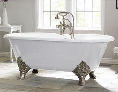 Iron Clawfoot Tub Bathtubs: Find Clawfoot Tub and Soaking Tub ...