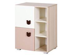 Comoda pentru copii, de infasat, Klups Megi Ursulet va arata foarte bine in camera celui mic si il vei putea schimba cu usurinta. Pret: 411 RON! Comanda online!  #magazinulmamicilor #comoda  http://goo.gl/nwxEf1