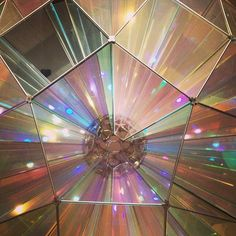 Color Square Sphere by Olafur Eliasson