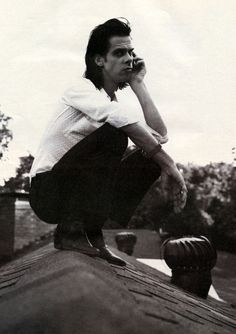 Nick Cave, Rolling Stone, 1994.