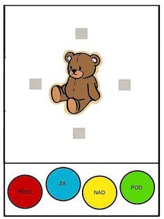 Pro Šíšu: Pracovní listy POZNÁNÍ Preschool Education, Elementary Science, Activities For Kids, Crafts For Kids, Worksheets For Kids, Special Education, Kindergarten, Language, Math