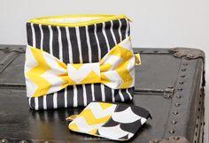 Retrobug - Ihan Kaikki Kotona Diy Bags Purses, Handicraft Ideas, Bows, Sewing, Pouches, Accessories, Fashion, Moda, Arches